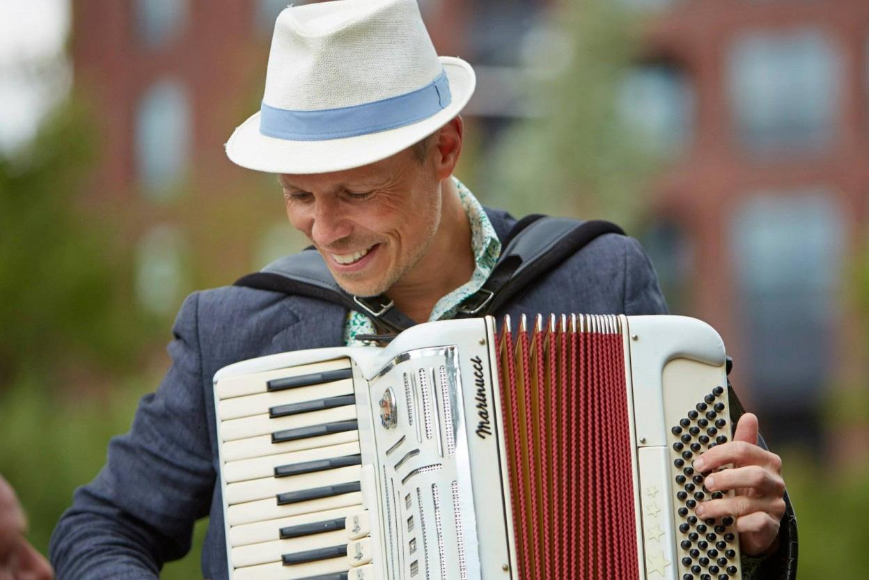 klein muzikaal Peter Faber GigWorld