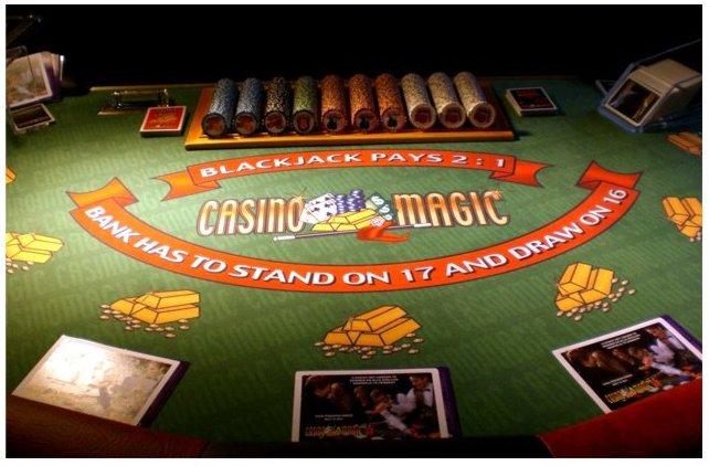 Casino Magic entertainment
