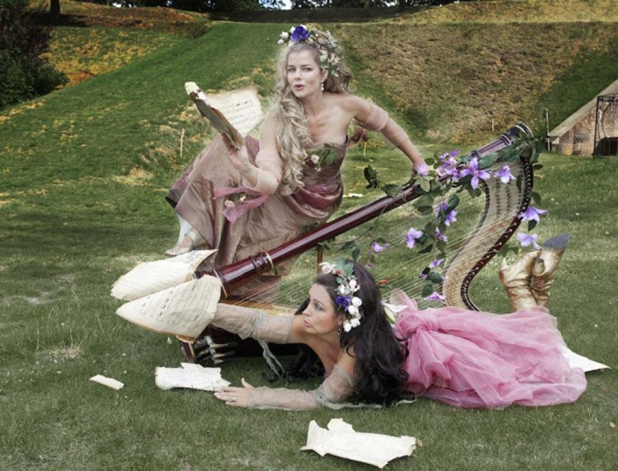 Circus act I fiori dell arte