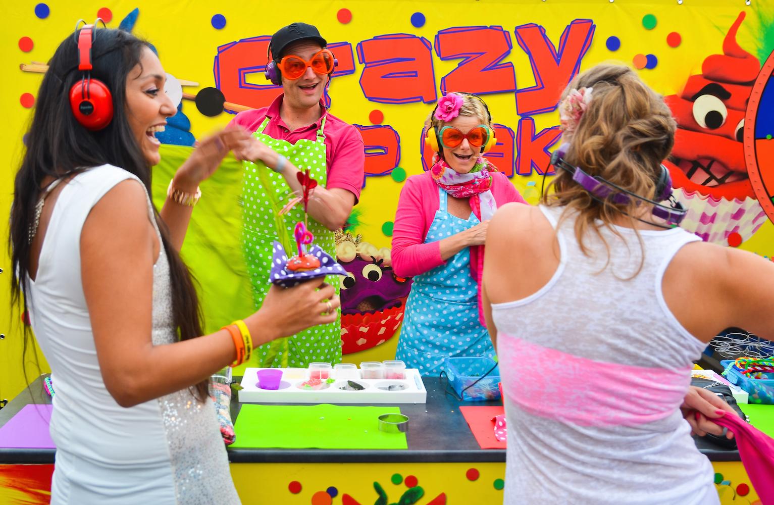 Crazy Cupcake Show