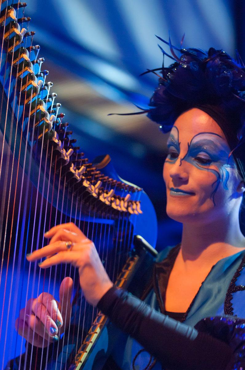 Harpiste inge frimout