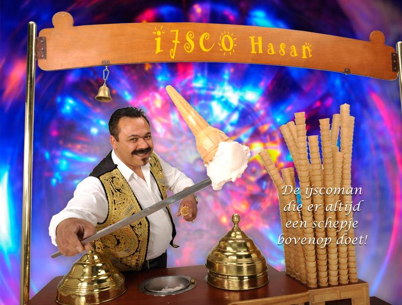 IJsco Hasan 5