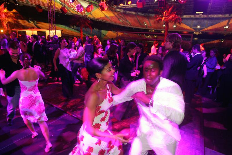 Personeelsfeest dansen en muziekre