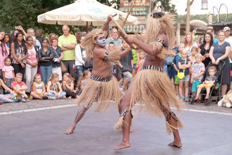 Capoeira show