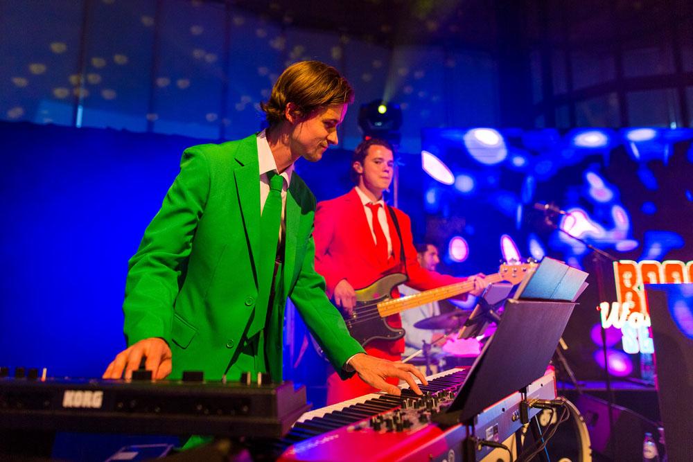Discoband boogie wonderland band