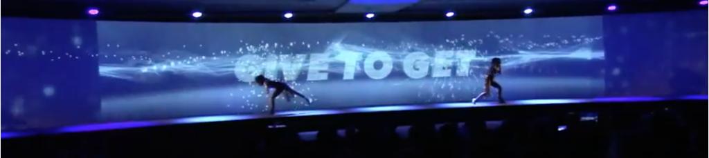 Dans video productie GigWorld 1