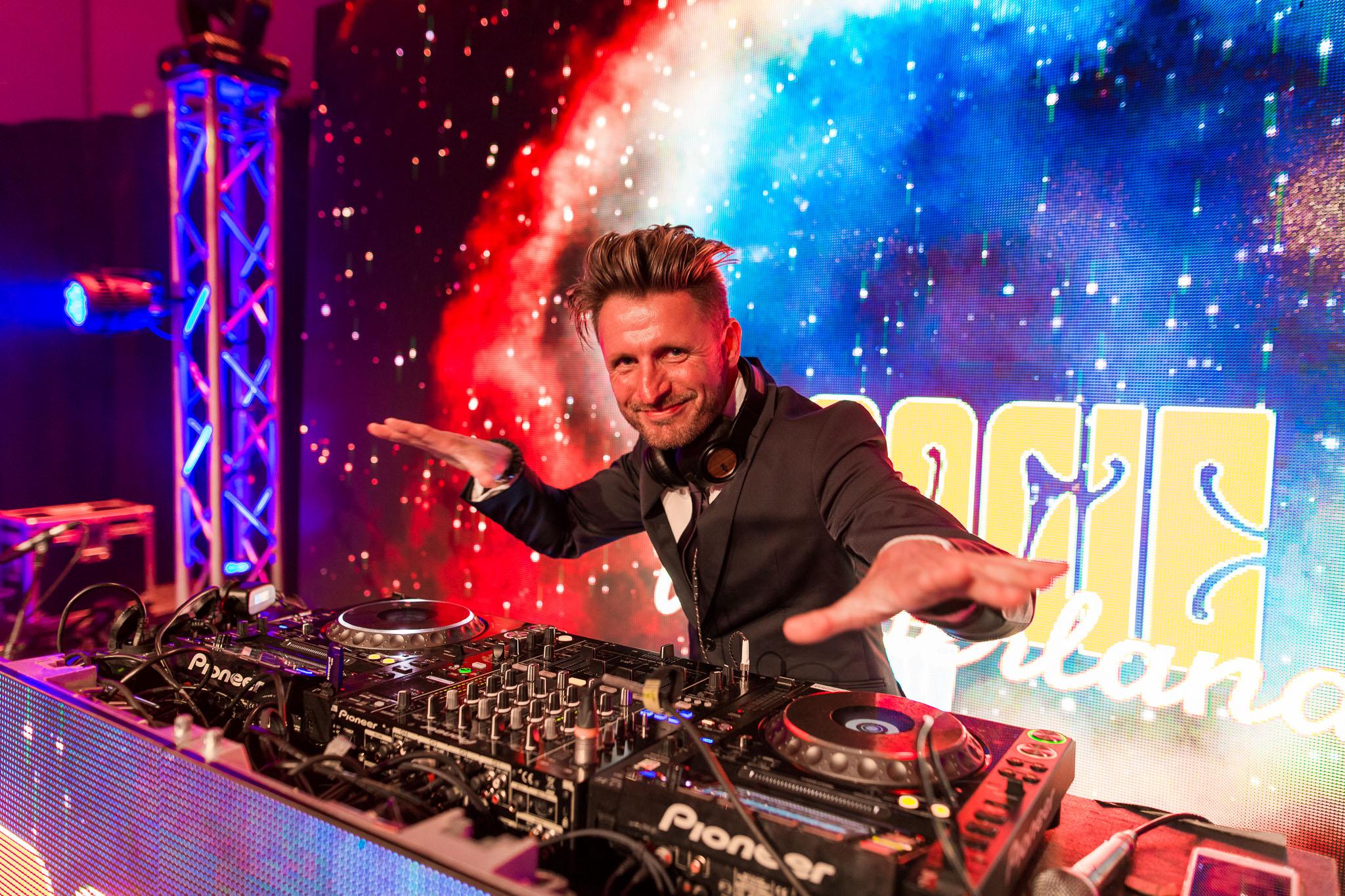 DJ Joost van Roij