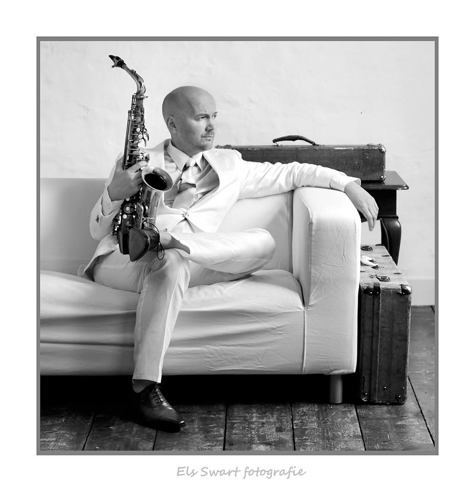 saxofonist boeken franklin-schieman