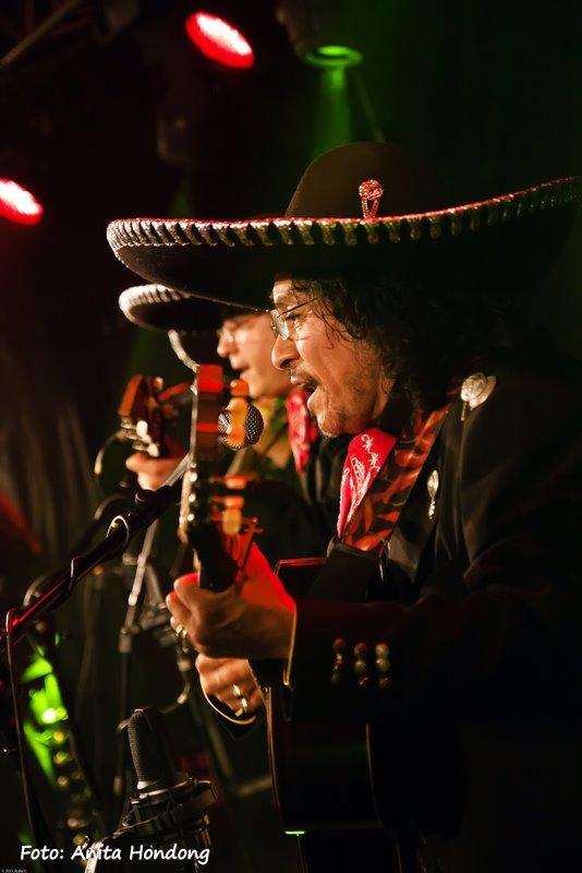 mexicaanse muziek live