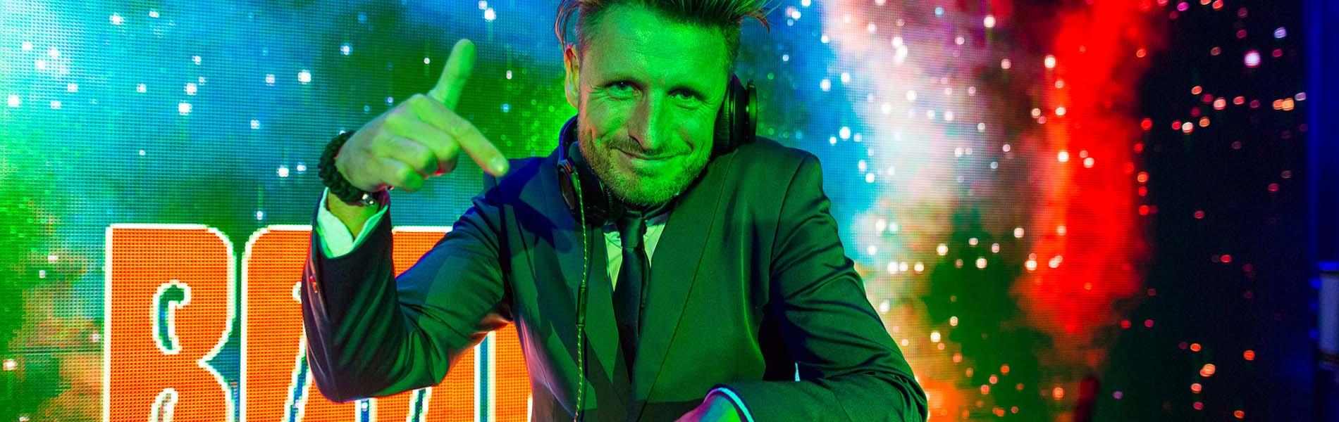 Boogie Wonderland Show disco DJ