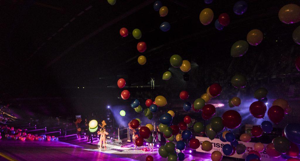 Openingshandeling 3 ballonnen