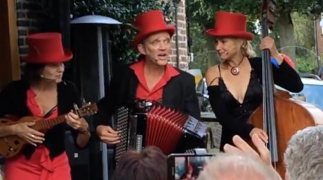 De Rode hoge hoed