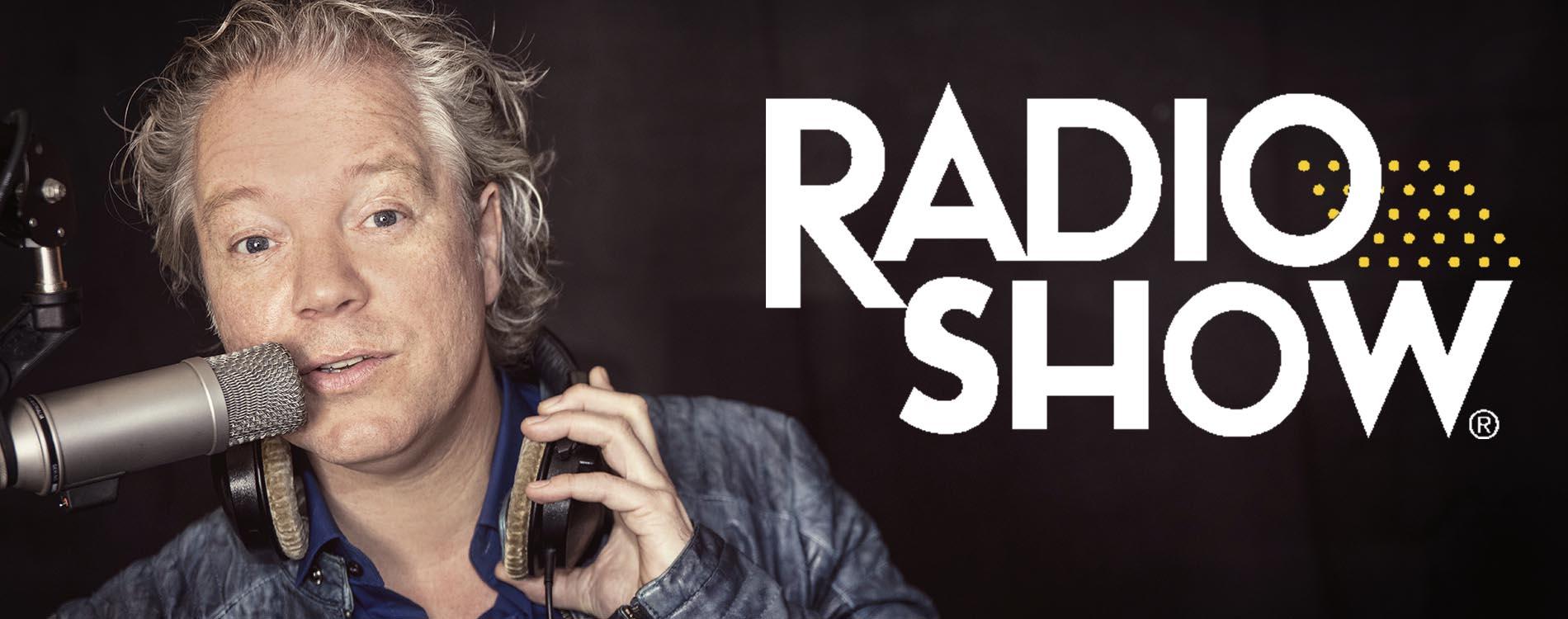 Radio Show header