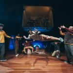The Ruggeds breakdance crew boeken