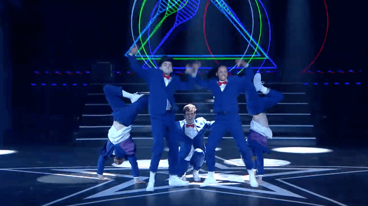 BreakSquad bij finale holland's got talent 2019