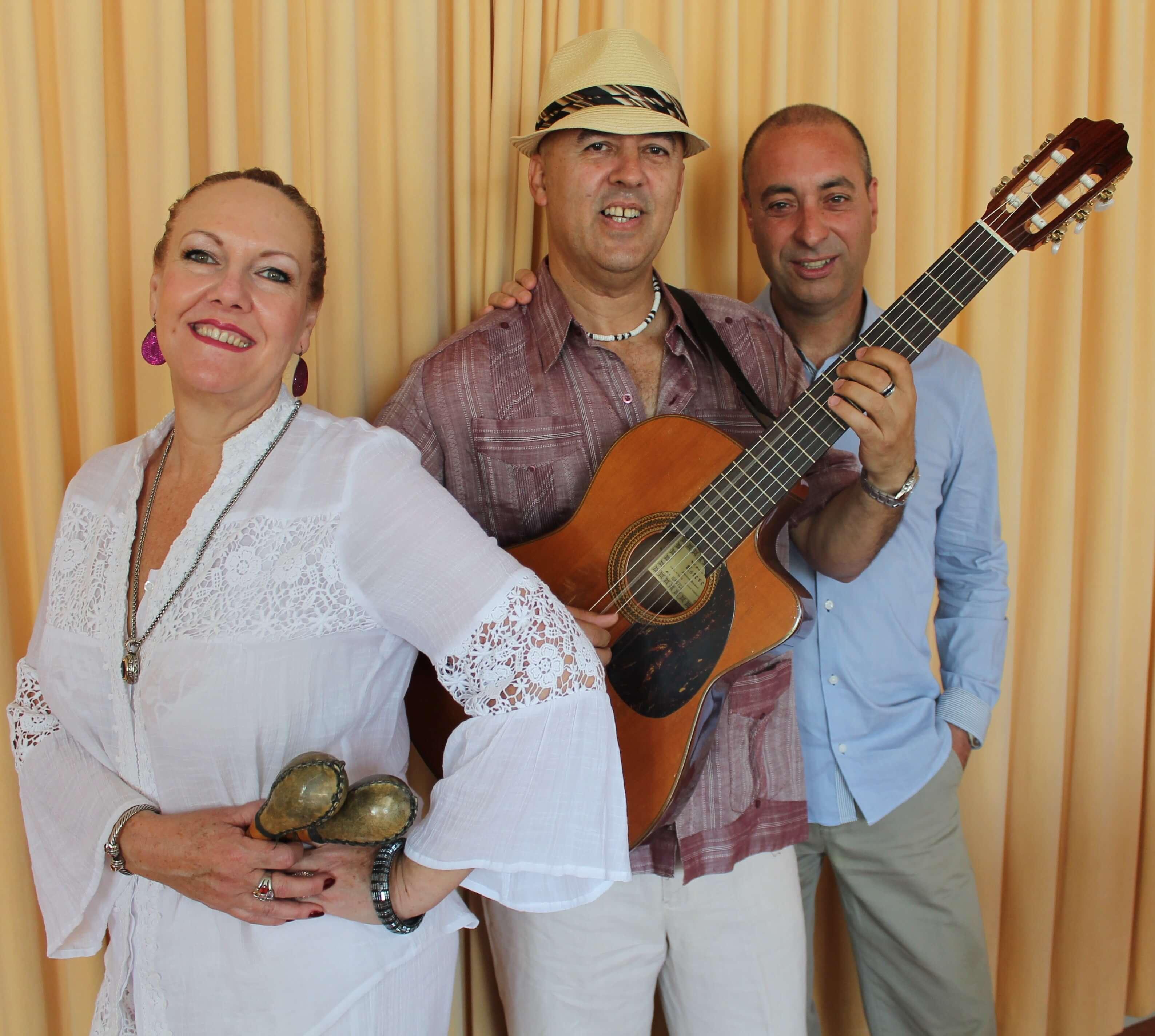 Cubaans Trio Cubanitos