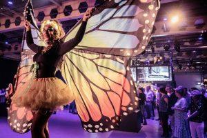 danseres vlinder