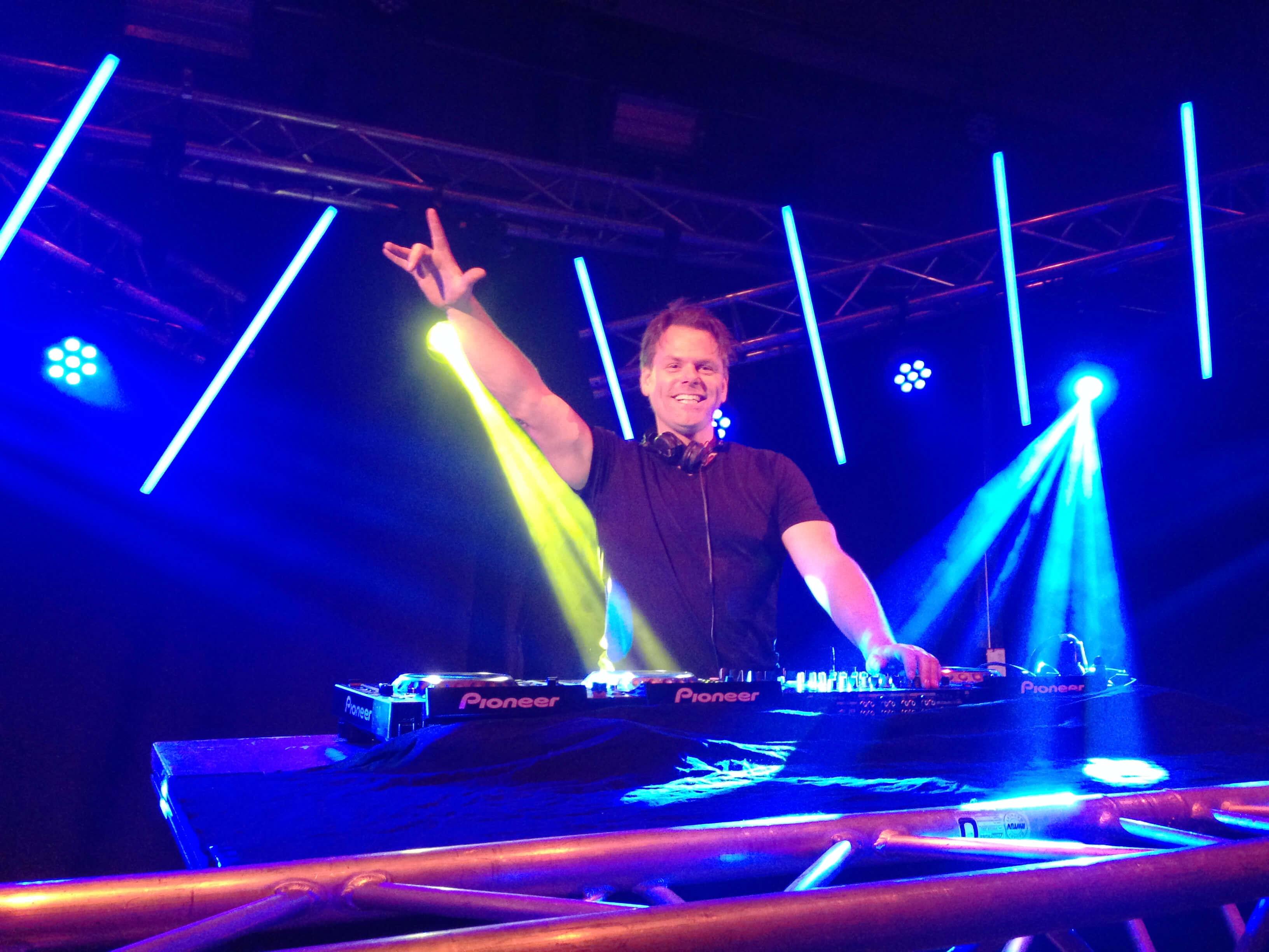 DJ Ron Knuiman