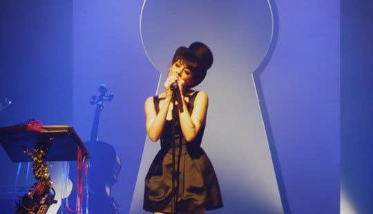 La Voix Magique zang act