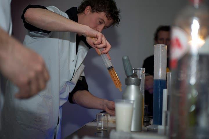 labaratorium mixer