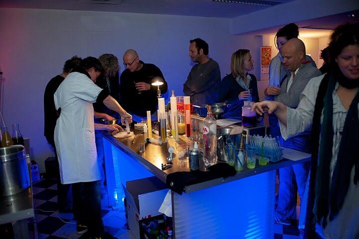 labaratorium bar