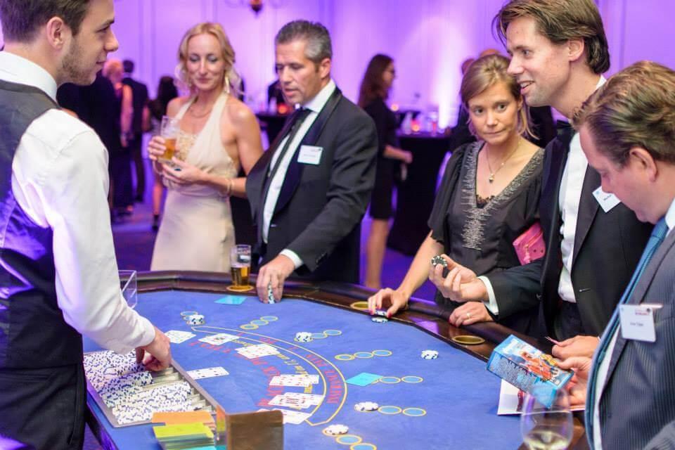 Casino op locatie blackjack