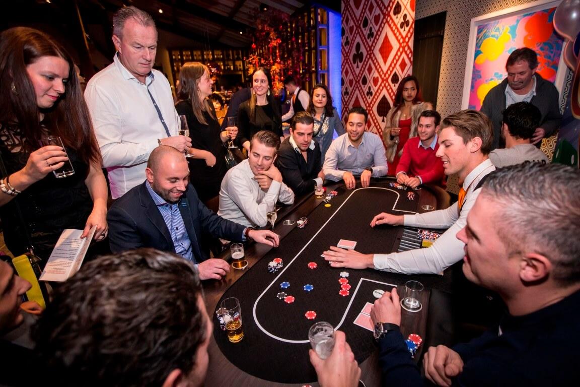 Casino op locatie poker