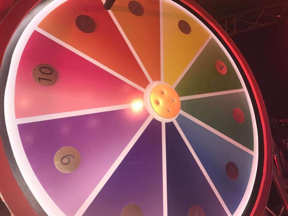 Rad hitjes bingo