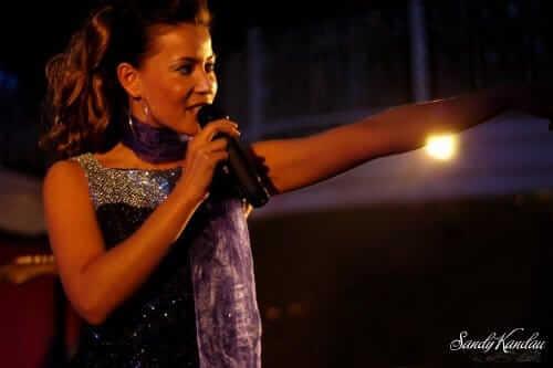 La Voix Magique zang