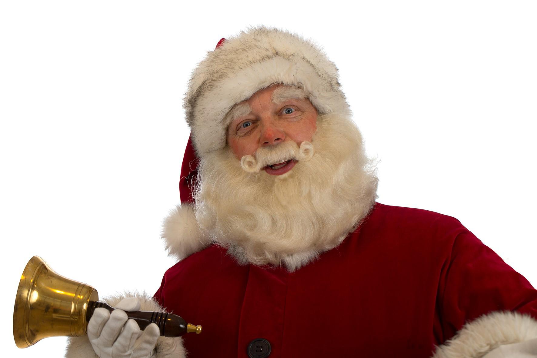 Kerstman inhuren / huren