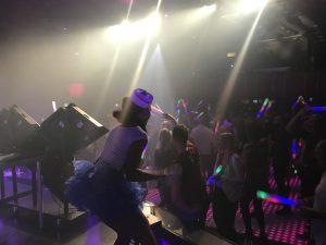 Dancehall party op bedrijfsfeest