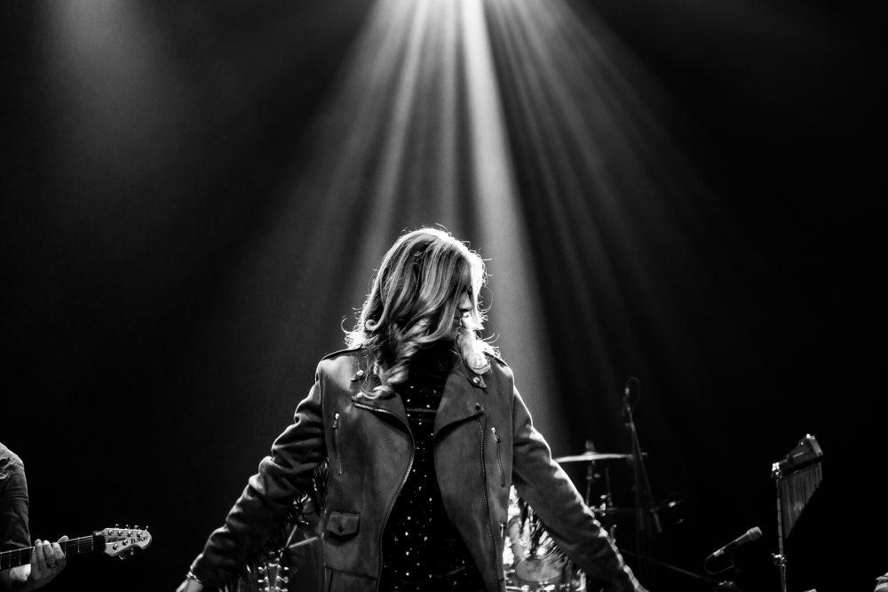 Ilse de Lange tribute zangeres