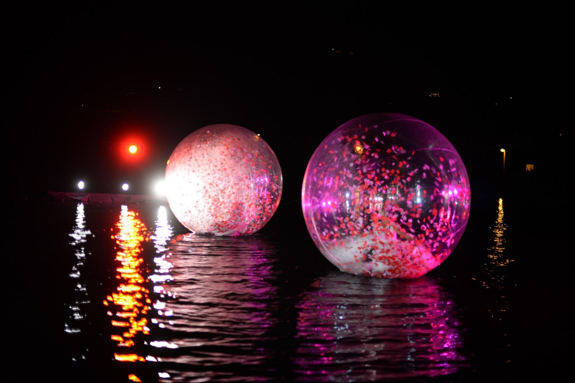 Duo Edile op het water