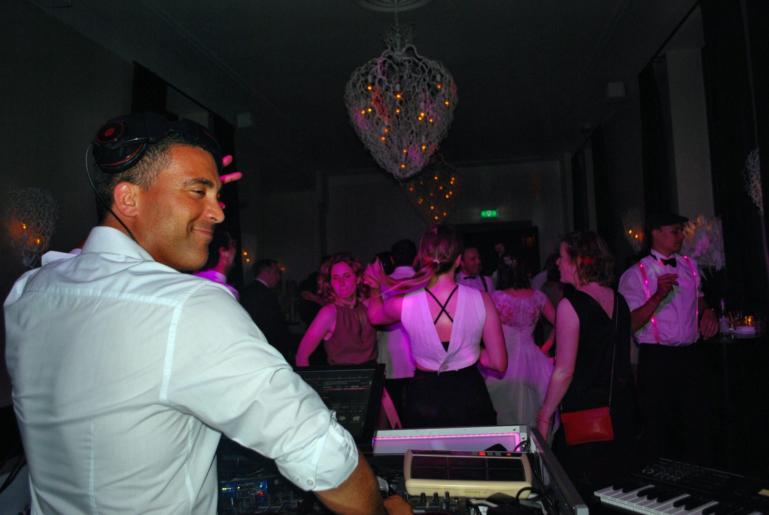 DJ TiMM UNiTED gala feest
