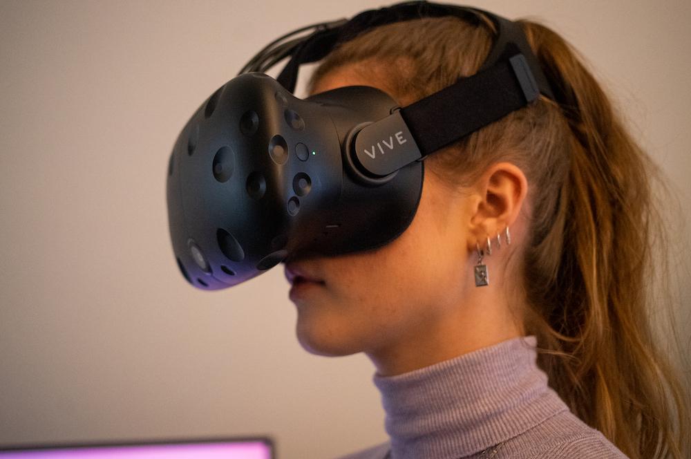 X-vive VR bril