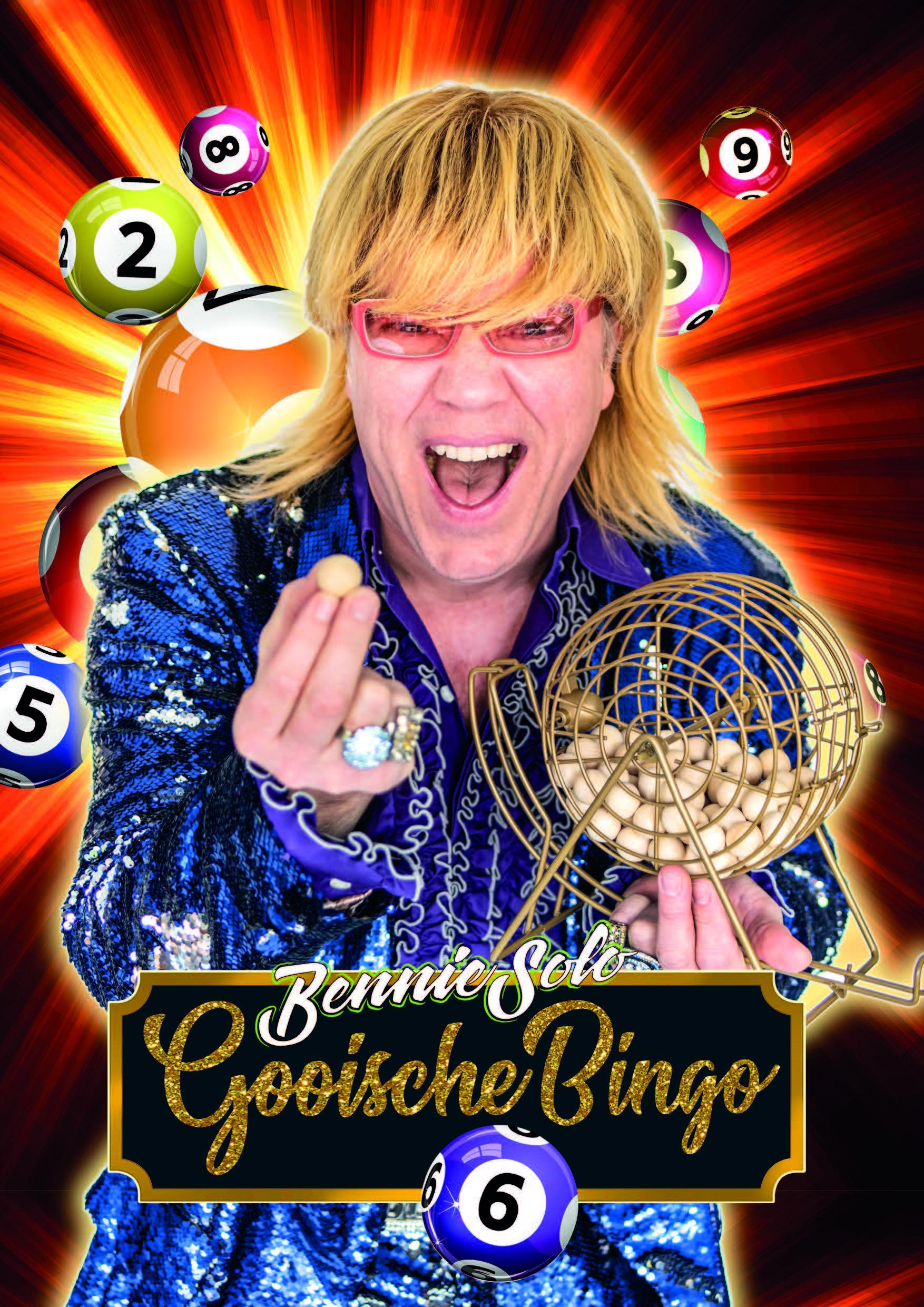 promofoto Bennies Bingo